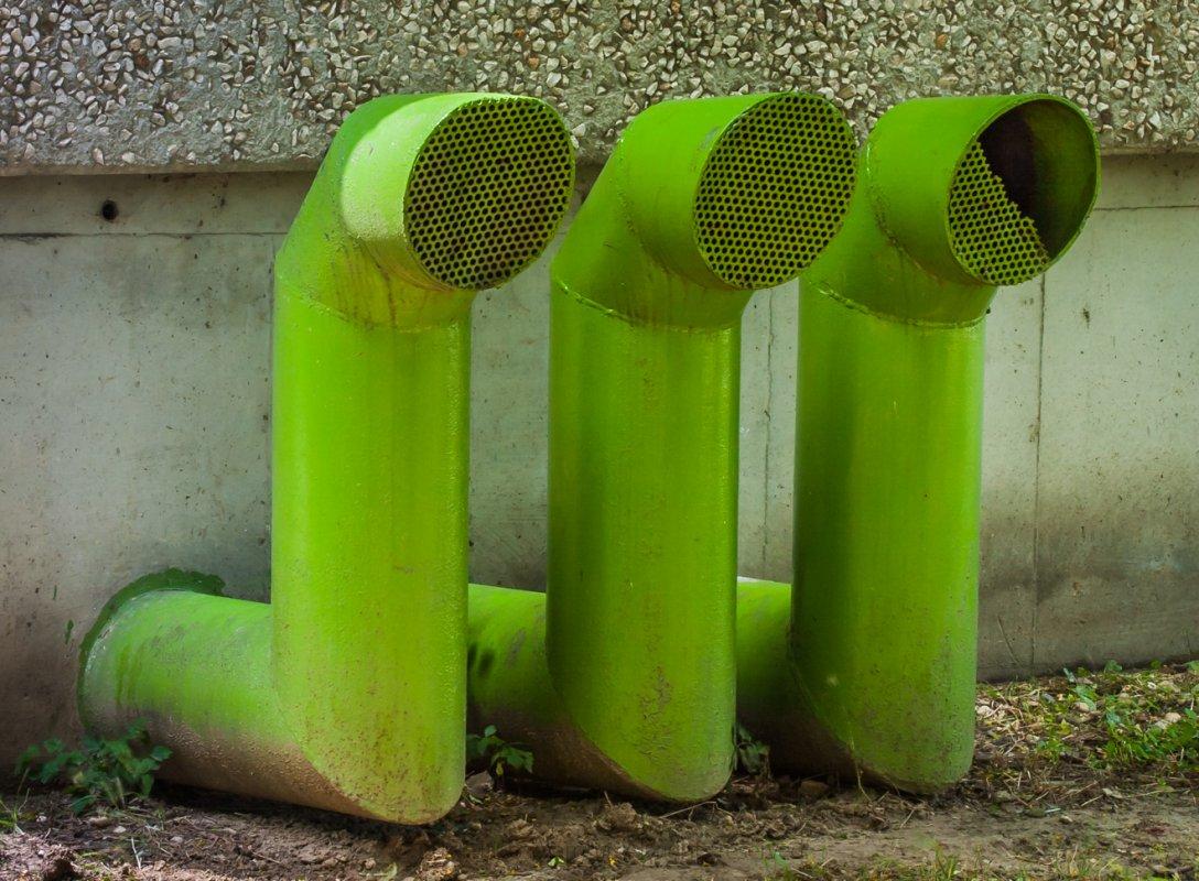 Kneeling tubes