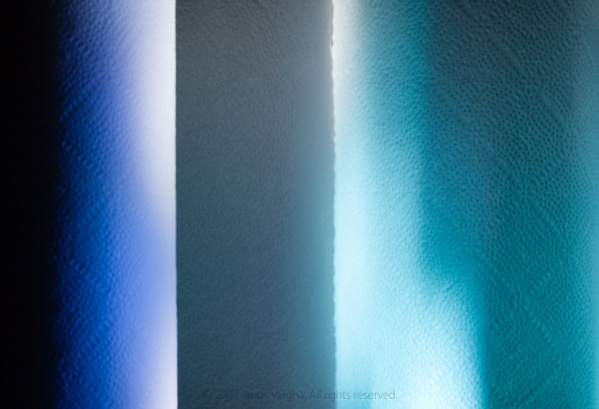 Illuminated papers