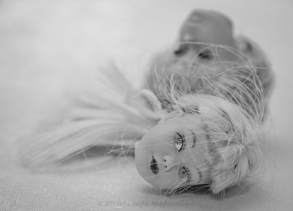 Tortured Barbie