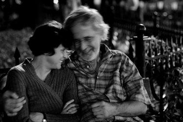 Vera Bánki and Mihály Vargha